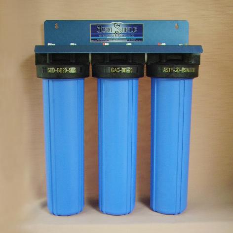 AquaShield Triple Water Filters