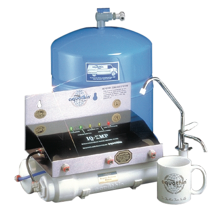 Aqualite Model Water Purification System