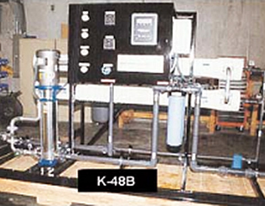K Series - Commercial Water Treatment System
