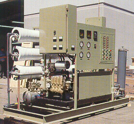 S Seriers Commercial Water Treatment System