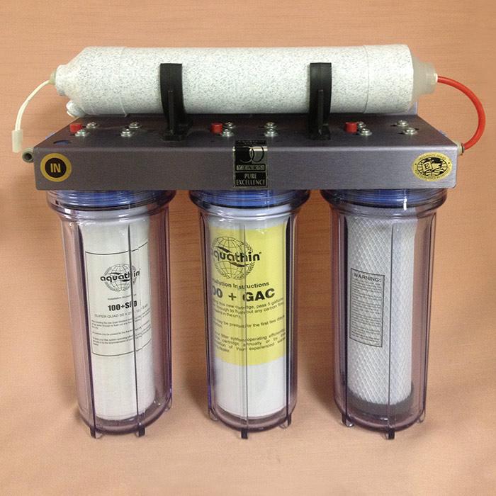 T-PFP-UV Series Water Filteration System